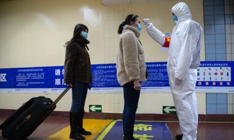 Coronavirus: China premier Li Keqiang arrives in Wuhan as death toll hits 80 – live updates