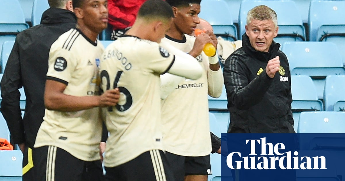Solskjaer tells Manchester United players not to get carried away by run