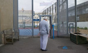 An inmate of Brixton prison, south London, who has worked on the award-winning National Prison Radio station.