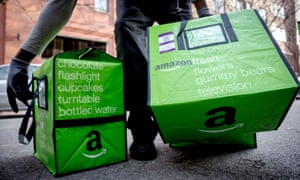 Amazon Fresh coolboxes