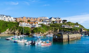 Cornwall is officially the poorest county in Britain.