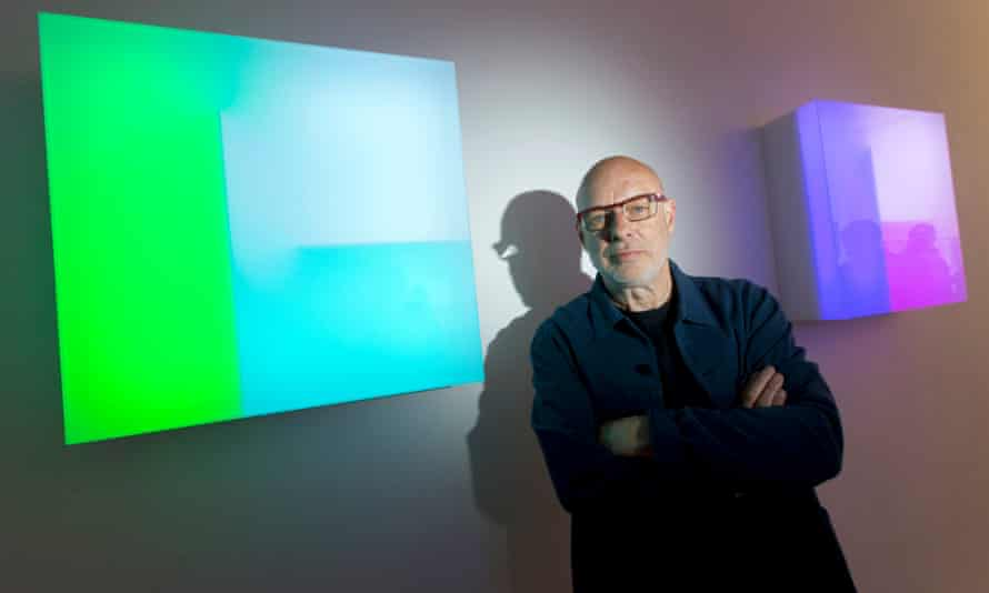 'One of the industry's undeniable geniuses': Brian Eno