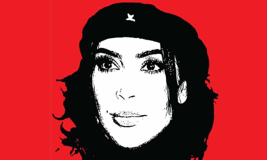 Kim Kardashian as Che Guevara