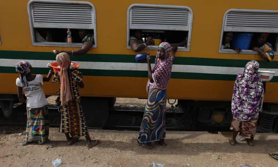 Nigeria is Africa's biggest economy, yet almost half its population lives in extreme poverty.