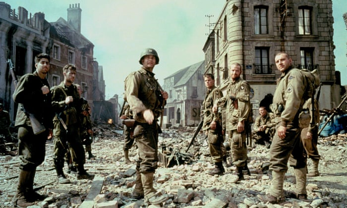 Saving Private Ryan review – war epic still hits with sledgehammer ...
