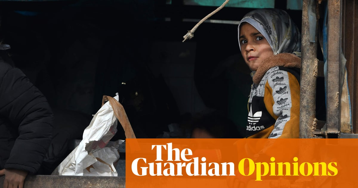 The Guardian view on Idlib: nowhere left to run | Editorial
