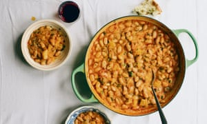 Rachel Roddy borlotti beans