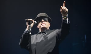 'This is the heavy, heavy monster sound' … Suggs of Madness at Leeds's First Direct Arena.