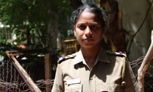 Chinnamariappan Padmashree, Villupuram's anti-human trafficking officer, has to deal with 'many cases of sexual crimes, forced labour and kidnapping'.