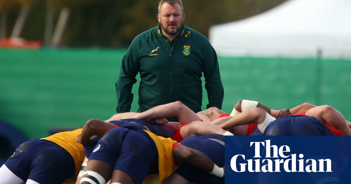 England add Matt Proudfoot and Simon Amor to coaching team for Six Nations