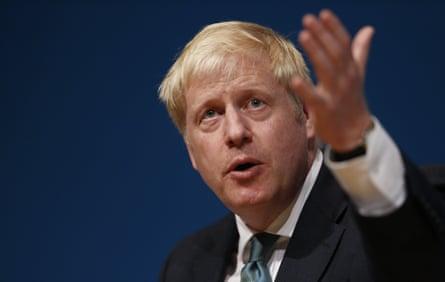 Boris Johnston