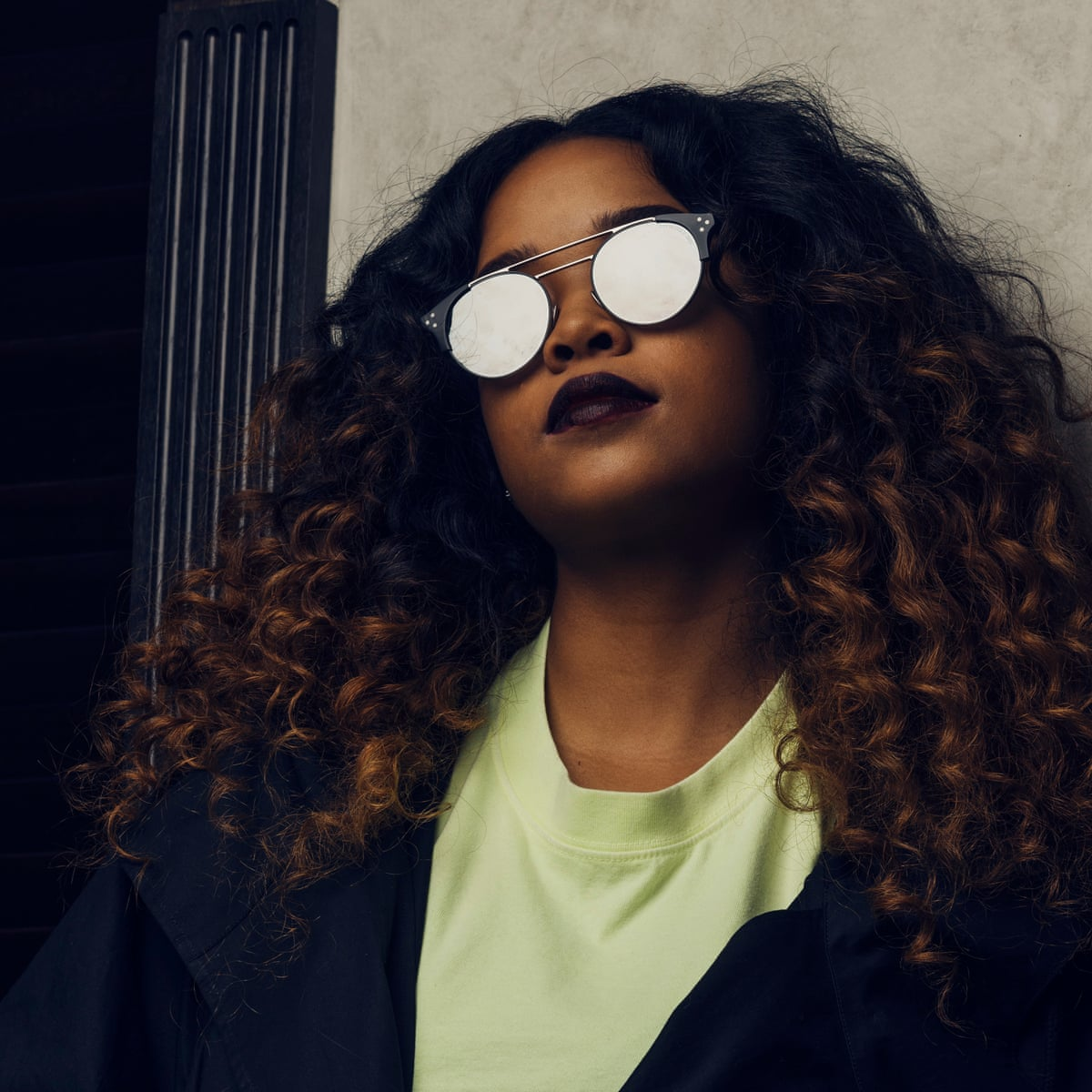 R&B star HER: 'I wanted to be anonymous' | R&B | The Guardian