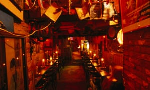 Interior of Goupil le Fol bar