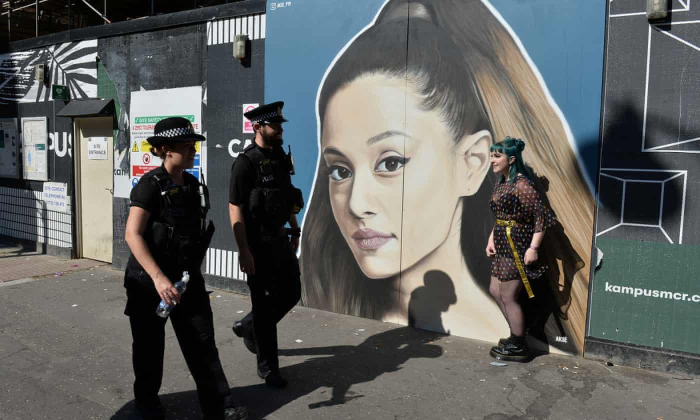 Ariana Grande set for emotional return to Manchester to headline Pride