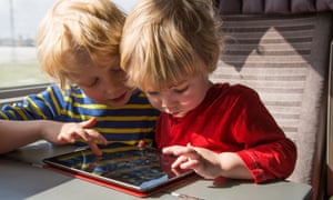 Others worry that some digital worlds are too controlling and don't encourage a child to use his imagination.