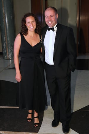 Josh and Amie Frydenberg