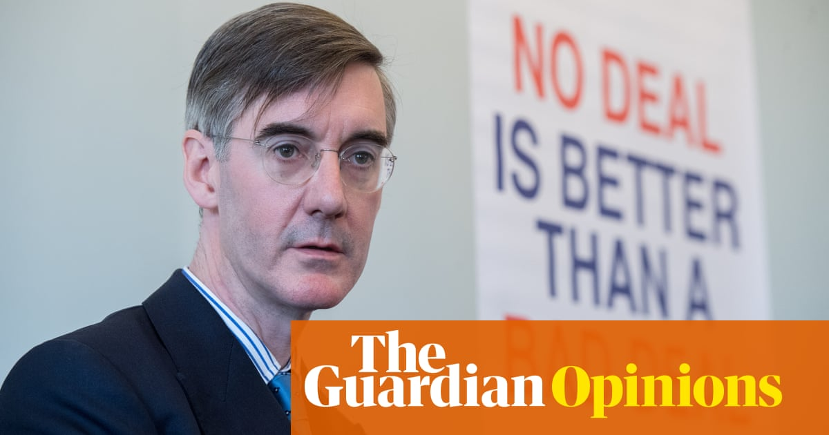 A no-deal Brexit could make most of us poorer – and Jacob Rees-Mogg richer   Molly Scott Cato