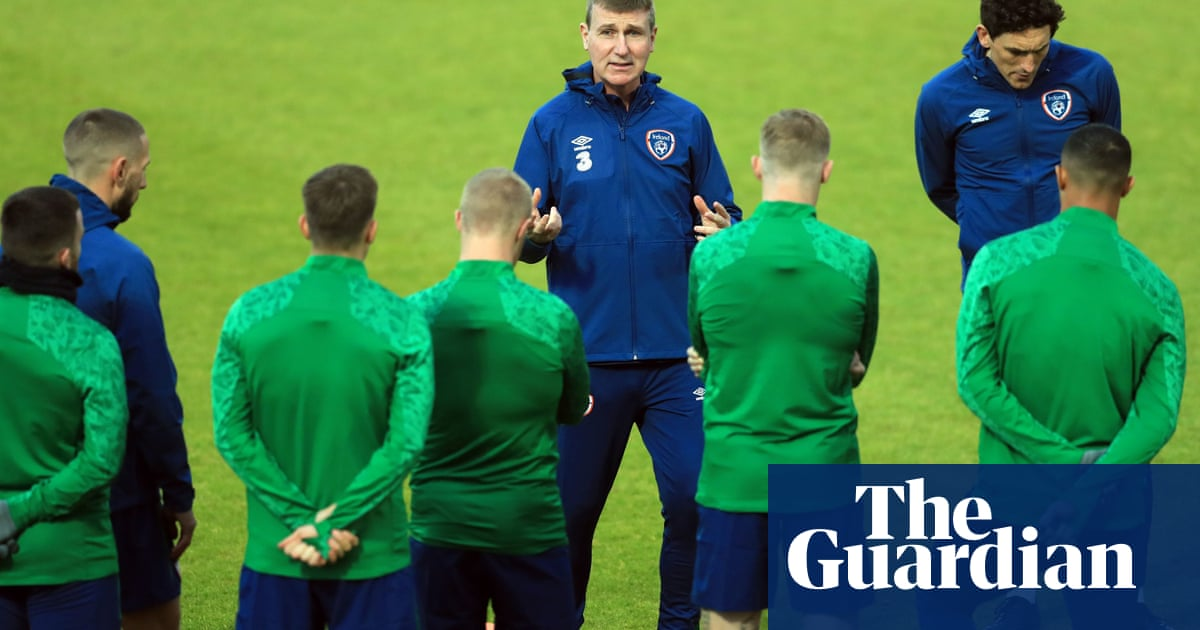 Stephen Kennys new Ireland seek results to match managers vision   Paul Doyle