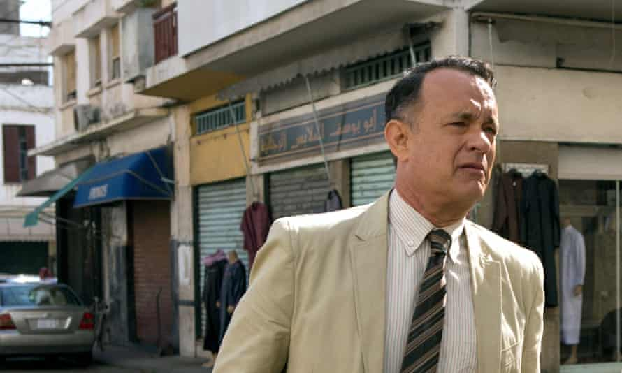 Tom Hanks in Tom Tykwer's adaptation of the Dave Eggers book, A Hologram for the King.