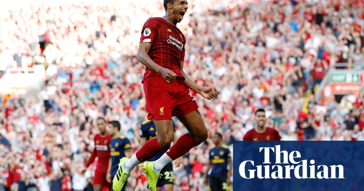 Liverpool lord it, Spurs shocked and Barnes bangers – Football Weekly
