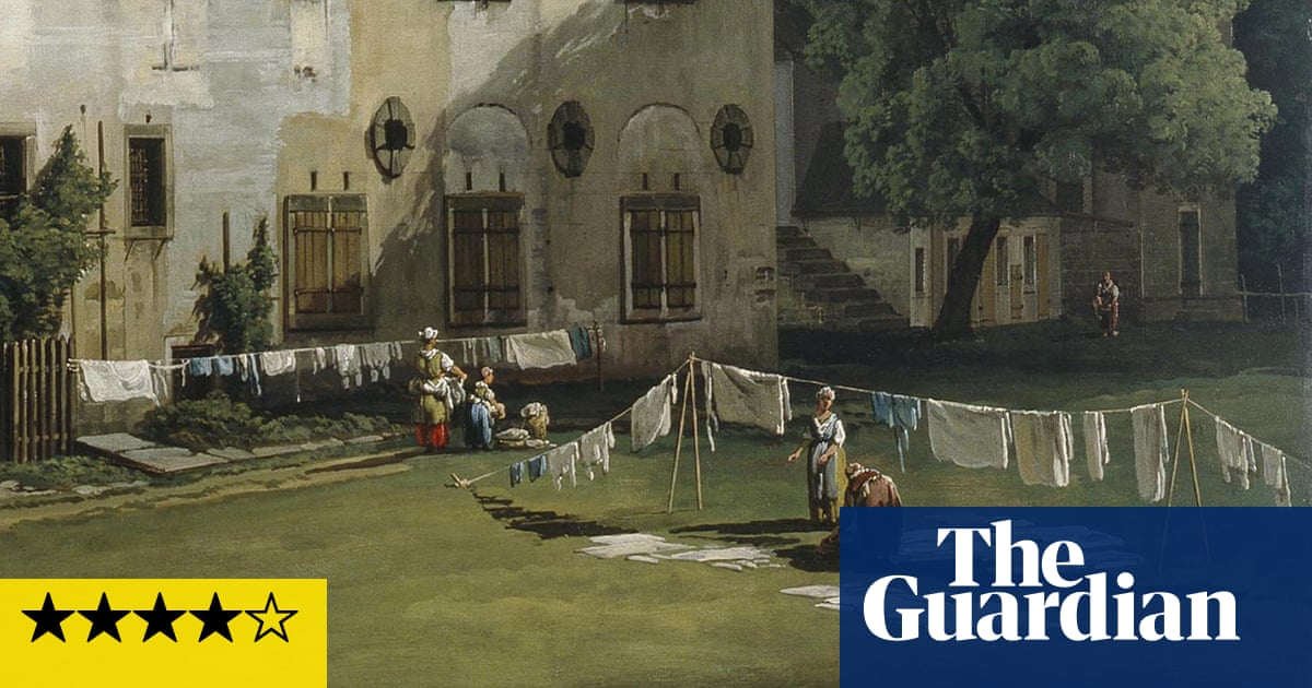Bellotto: The Königstein Views Reunited review – he captures the castle