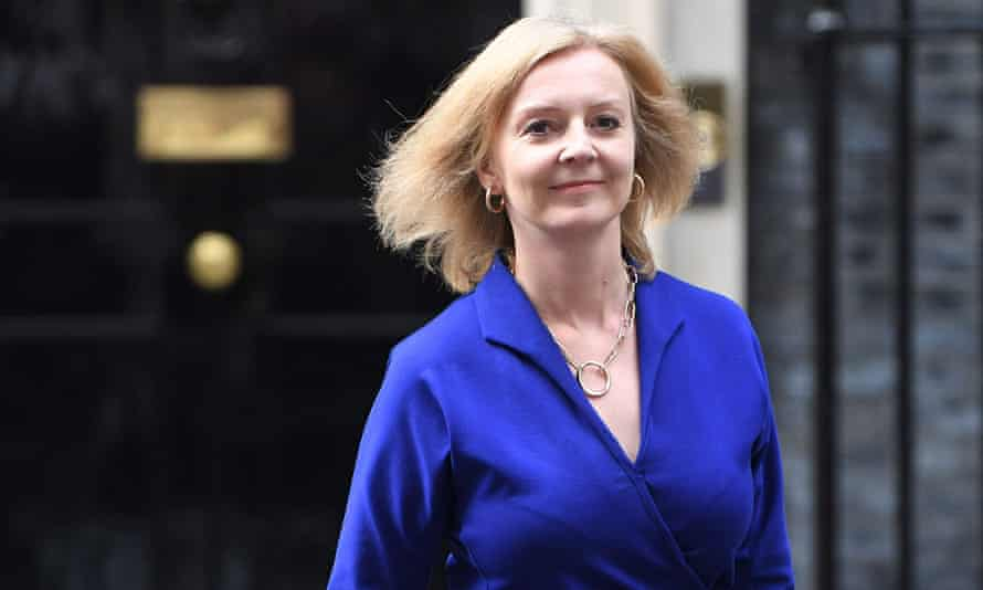 Liz Truss will keep her existing role as minister for women and equalities.