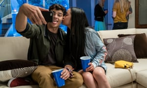 A still from To All the Boys I've Loved Before