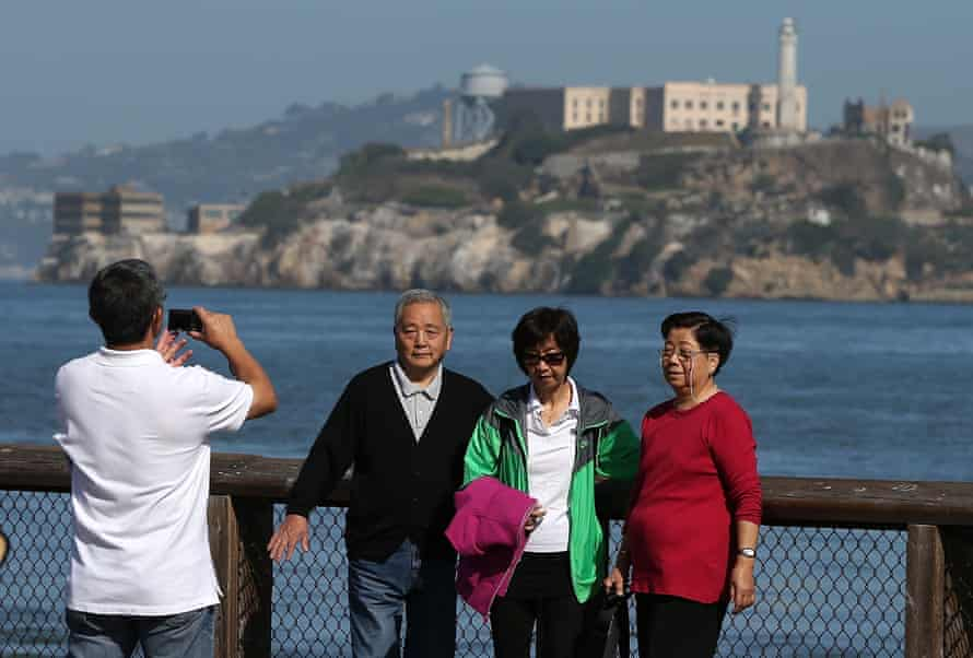 Special tours on San Francisco's famous Alcatraz Island have been cancelled.