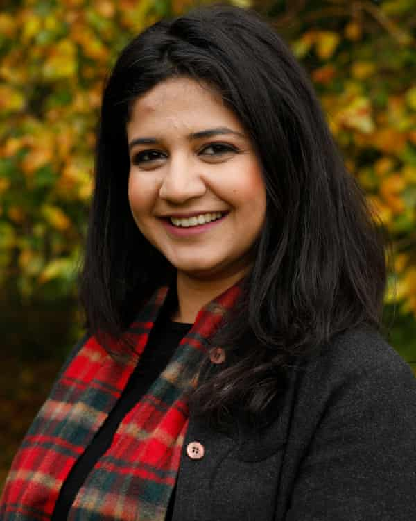 Roza Salih, who hopes to stand in Clydebank and Milngavie for the SNP.