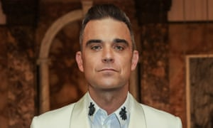 Robbie Williams: 'If there's nothing to worry about, I make something up.'