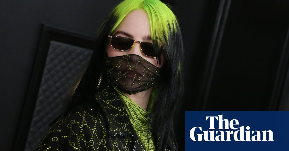 Catharsis queen: how Billie Eilish became the voice of Gen Z – and the Grammys