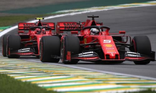 Sebastian Vettel Says F1 Will Only Resume As Ghost Races To