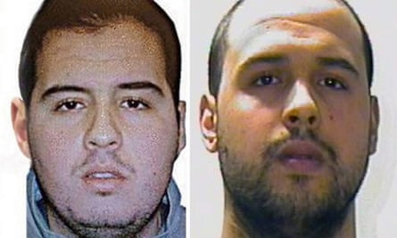 Ibrahim and Khalid el-Bakraoui have been identified by Belgian police as the Brussels suicide bombers.