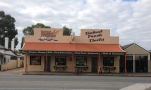 Gawler South Bakery in South Australia where more than 30 customers have fallen ill after eating sandwiches linked to a salmonella outbreak.