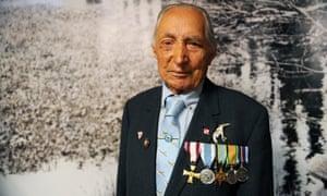 Jan Black, 94-year-old Polish former airman