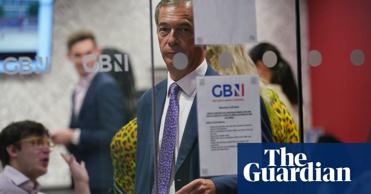GB News eyes Farage's old Brexit party friends in wake of Andrew Neil exit