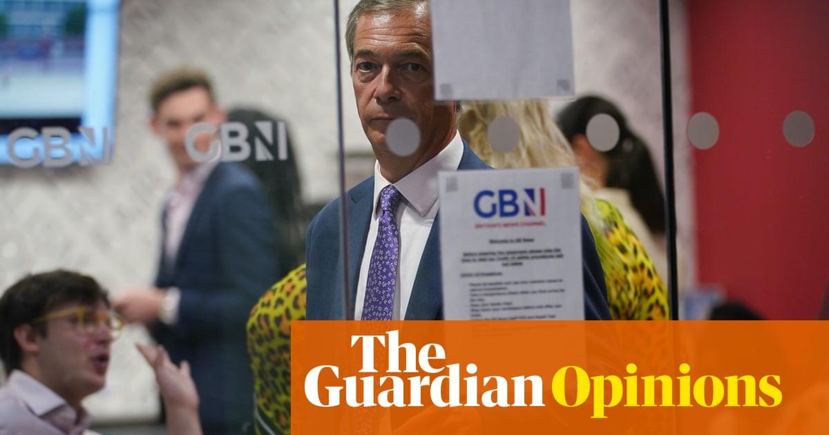 GB News is no joke, despite the risible start