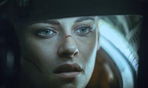 Kristen Stewart in Underwater.