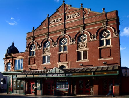 Theatre Royal Wakefield.