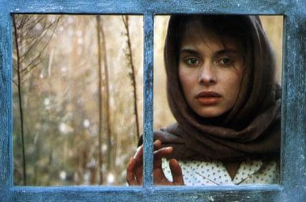 'She was so beautiful in the film' ... Nastassja Kinski in Tess. Photograph: Allstar/Columbia
