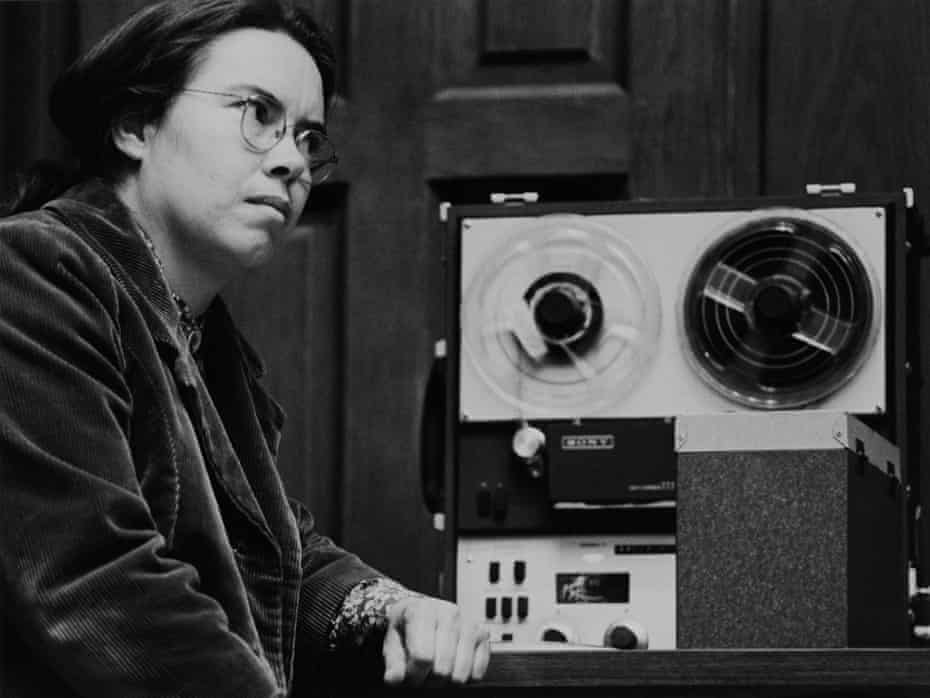'Don't call us lady composers' … Pauline Oliveros.