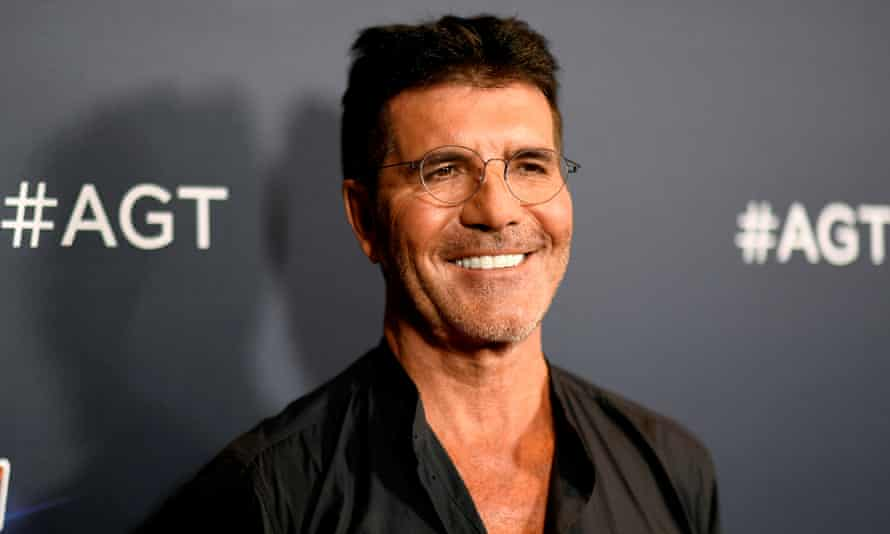 Cowell was said to have hurt himself while testing an electric bike at his home in Malibu, California.