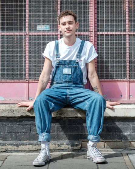 Olly Alexander in his documentary Growing Up Gay.