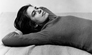'Forgive me, please,' begged her ex-husband … Susan Sontag, in 1975.