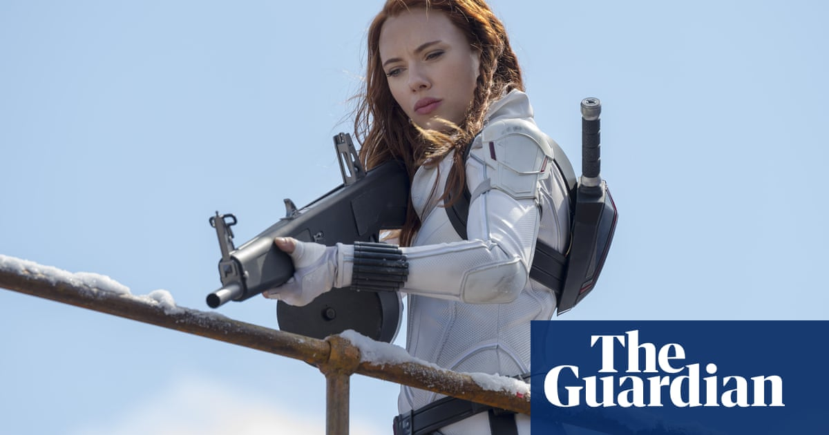 Scarlett Johansson suing Disney over Black Widow streaming release