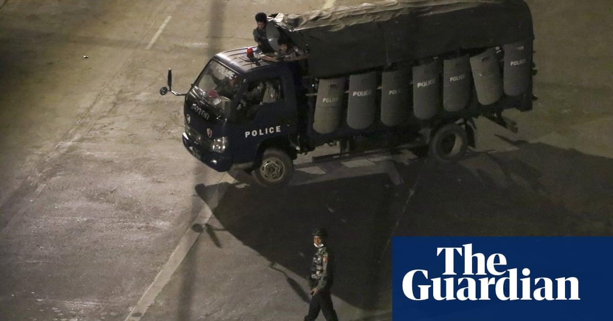 Myanmar coup: military expands internet shutdown