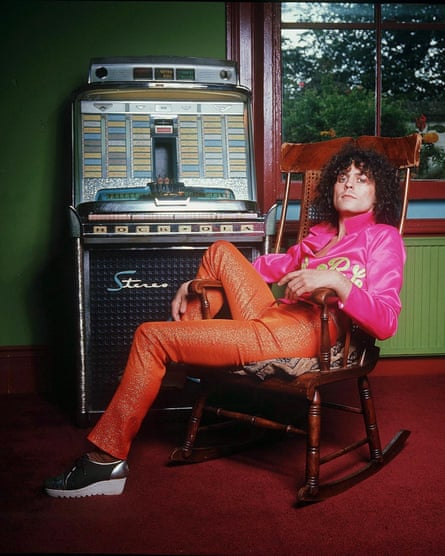 Bolan in 1973