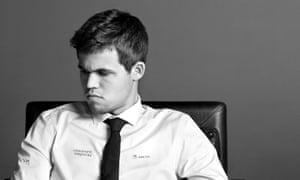 'Brando-ish good looks': Magnus Carlsen