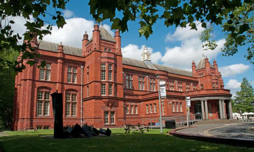 External shot of the Whitworth gallery