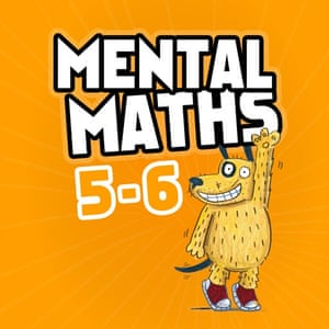 Mental Maths 5-6 logo